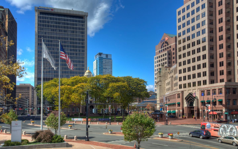 Hôtels à Hartford