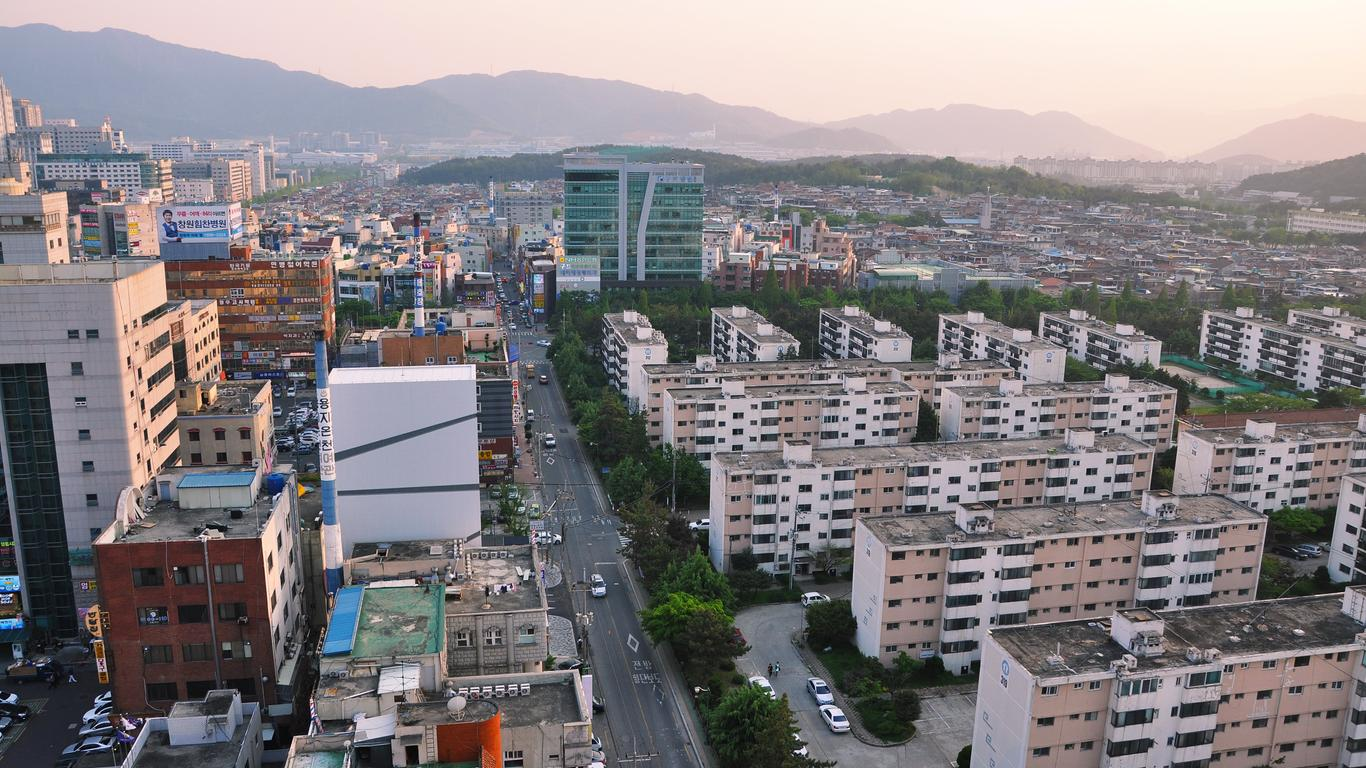 Changwon autoverhuur