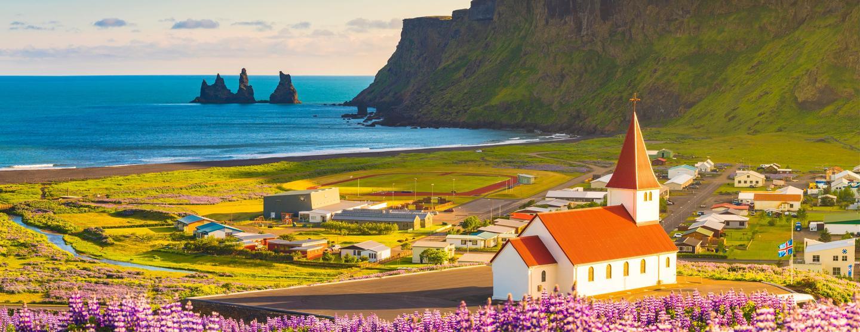 Sewa Mobil di Islandia
