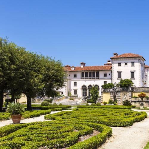 Museo e Giardini di Vizcaya