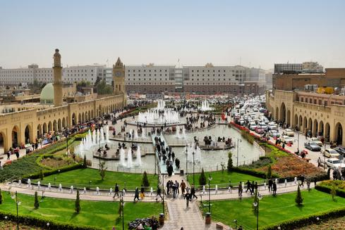 Deals for Hotels in Erbil