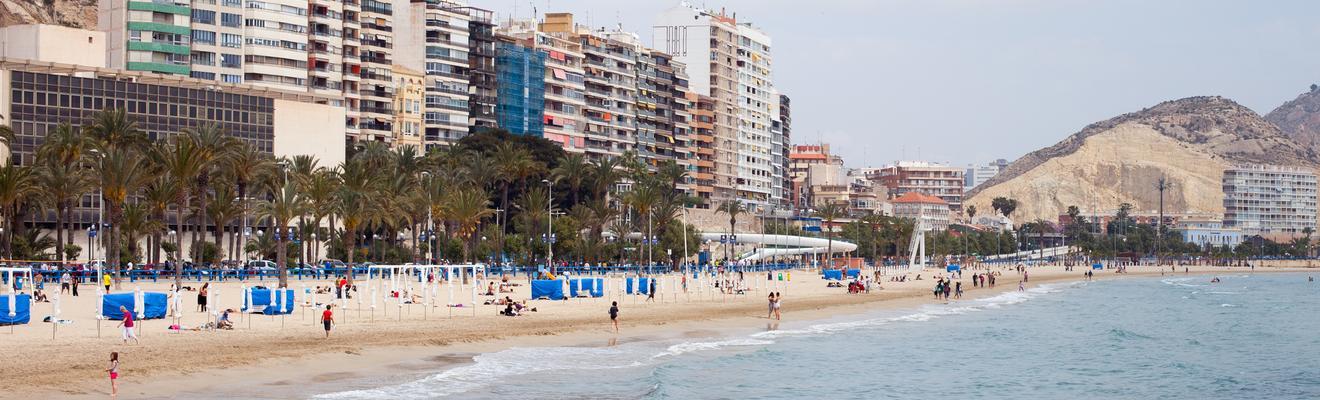 Alicante hotellia