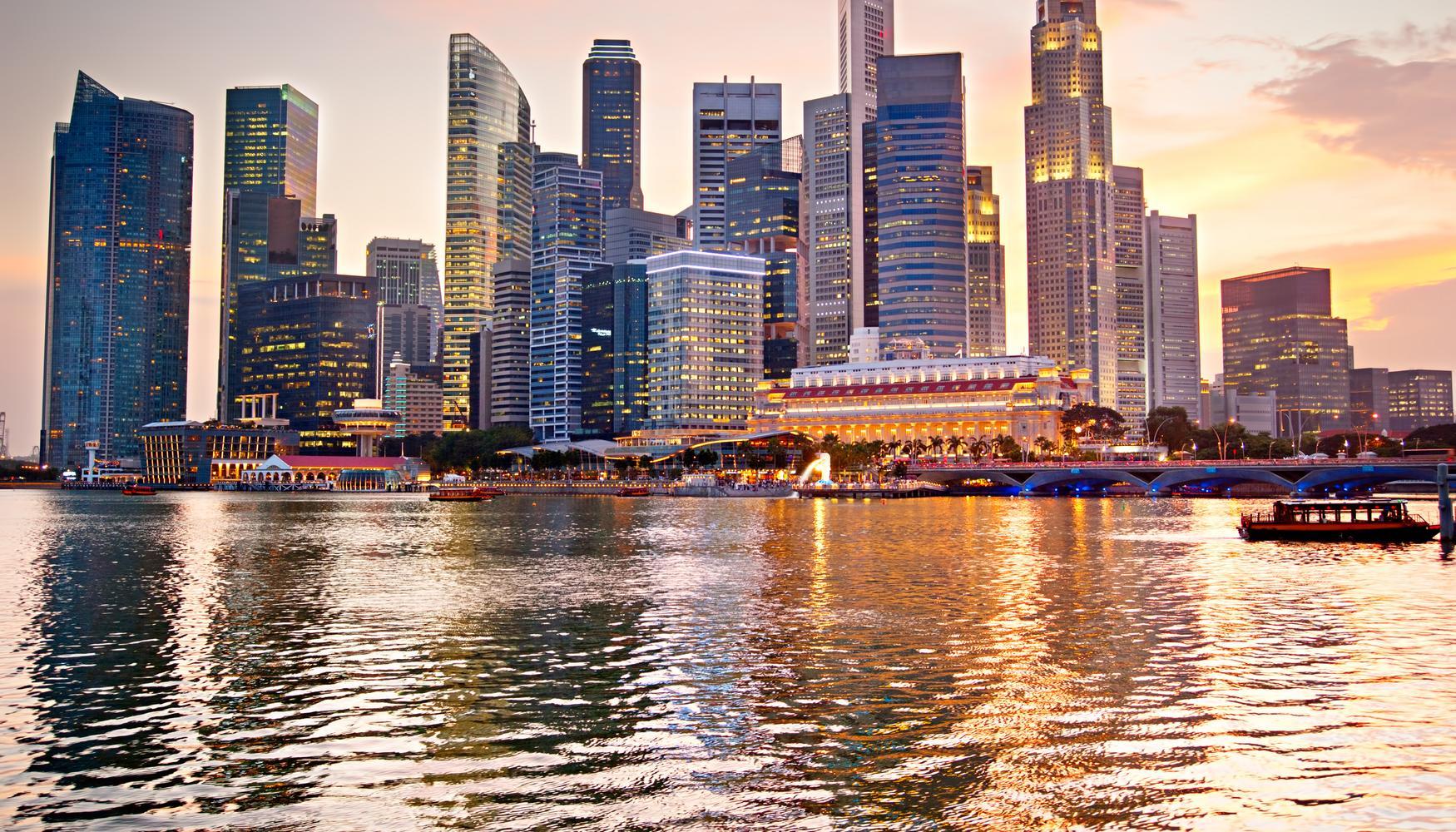 Biludlejning i Singapore
