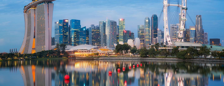 Аренда автомобилей — Сингапур
