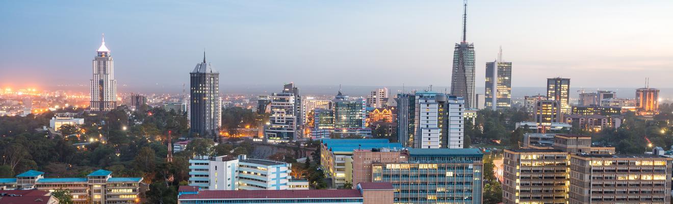 Nairobi hotellia