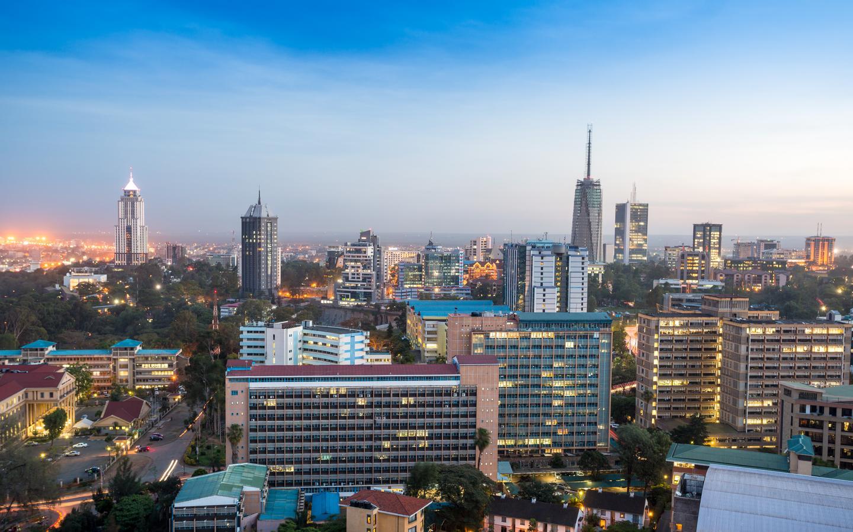 Nairobi hoteles