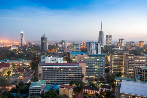 Erbjudanden på hotell i Nairobi