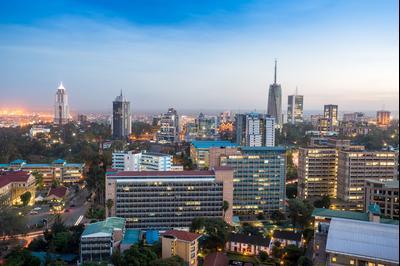 Hôtels à Nairobi
