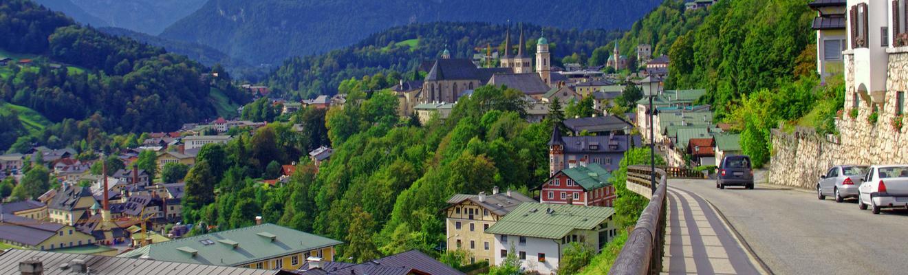 Ξενοδοχεία στην πόλη Reit im Winkl