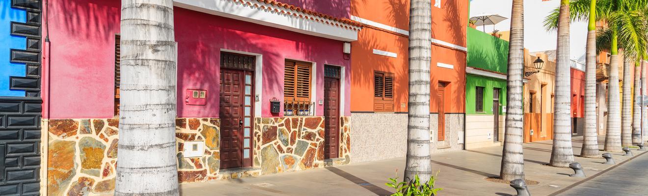 Ξενοδοχεία στην πόλη Puerto de la Cruz