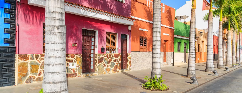 Puerto de la Cruz budget hotels
