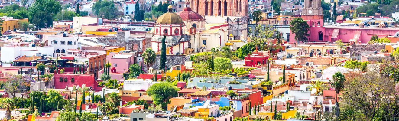 Ξενοδοχεία στην πόλη San Miguel de Allende