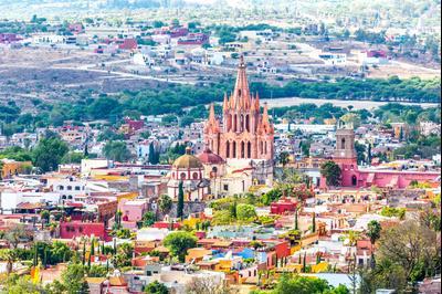 Hoteles en San Miguel de Allende