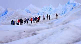 Full-Day Tour to the Perito Moreno Glacier including Boat Safari