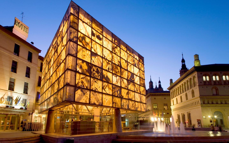 Zaragoza hoteles