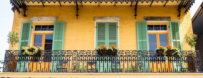 Leiebiler i New Orleans