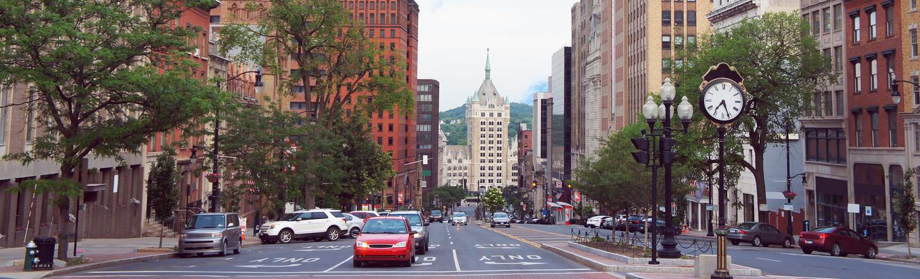 Khách sạn ở Albany