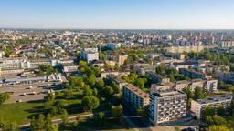 ベラルーシのレンタカーを検索&料金比較