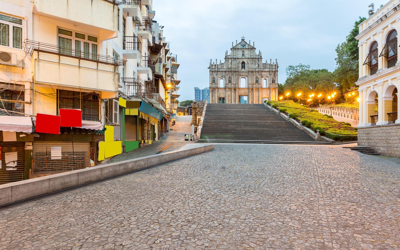 Macao hotellia