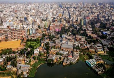 Ξενοδοχεία στην πόλη Ντάκα