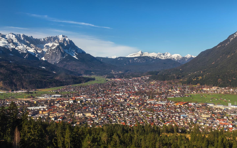 Garmisch-Partenkirchen hotels