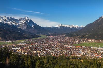 Garmisch-Partenkirchen hotellia