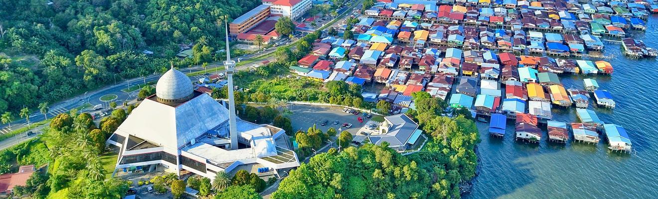 Khách sạn ở Sandakan
