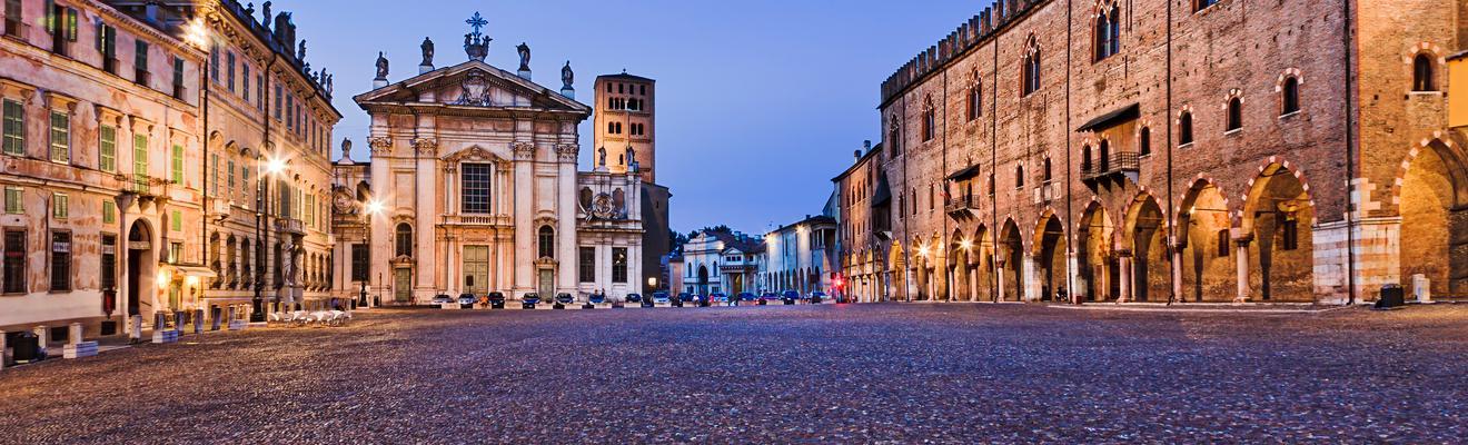 Mantova hotellia