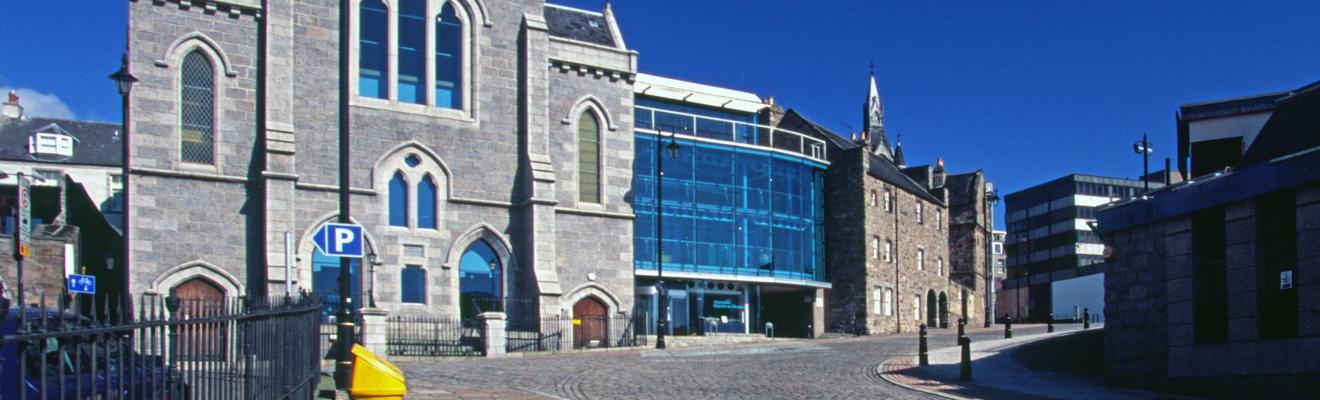 Aberdeen hotellia