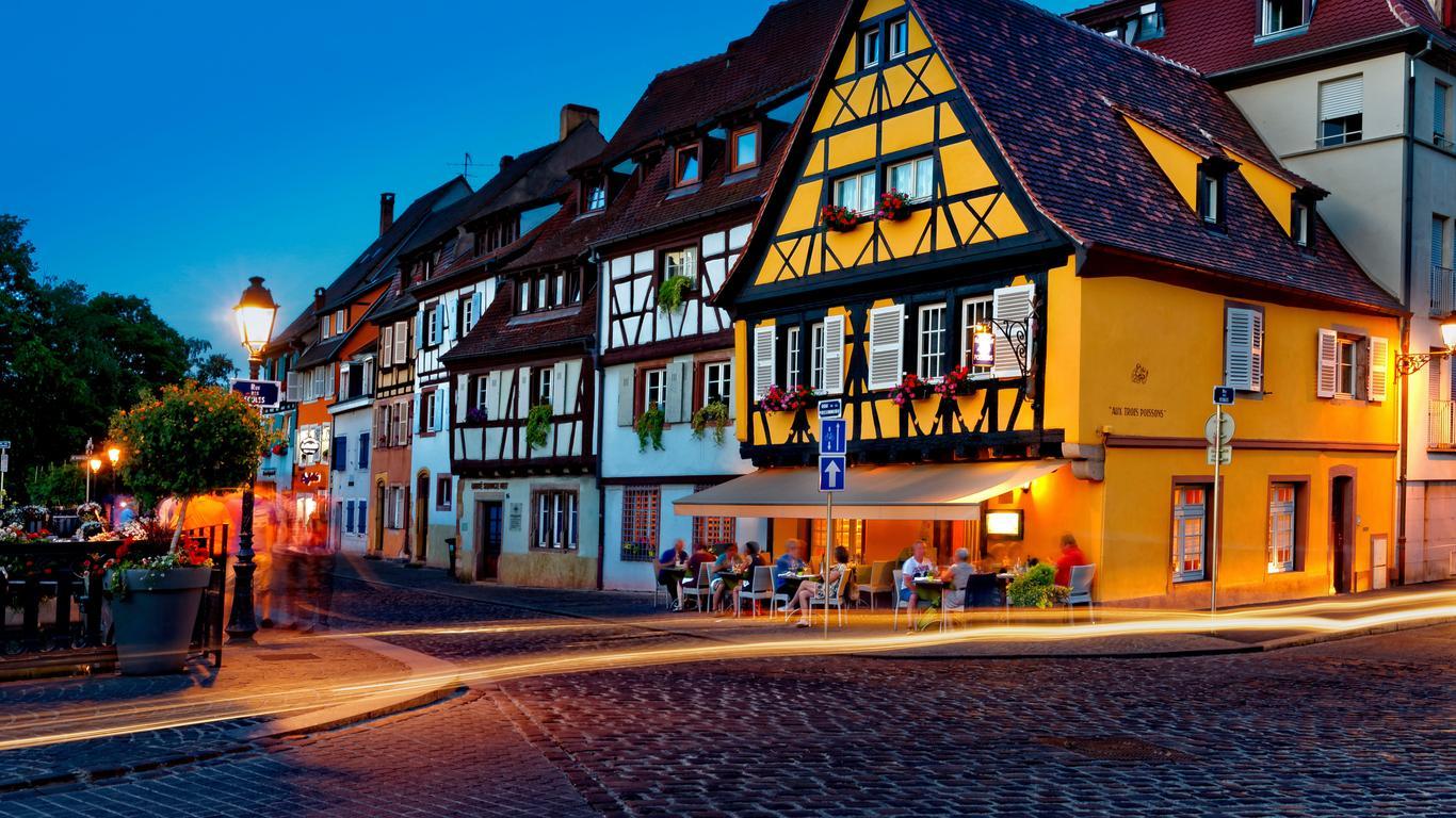 Alquiler de autos en Mulhouse