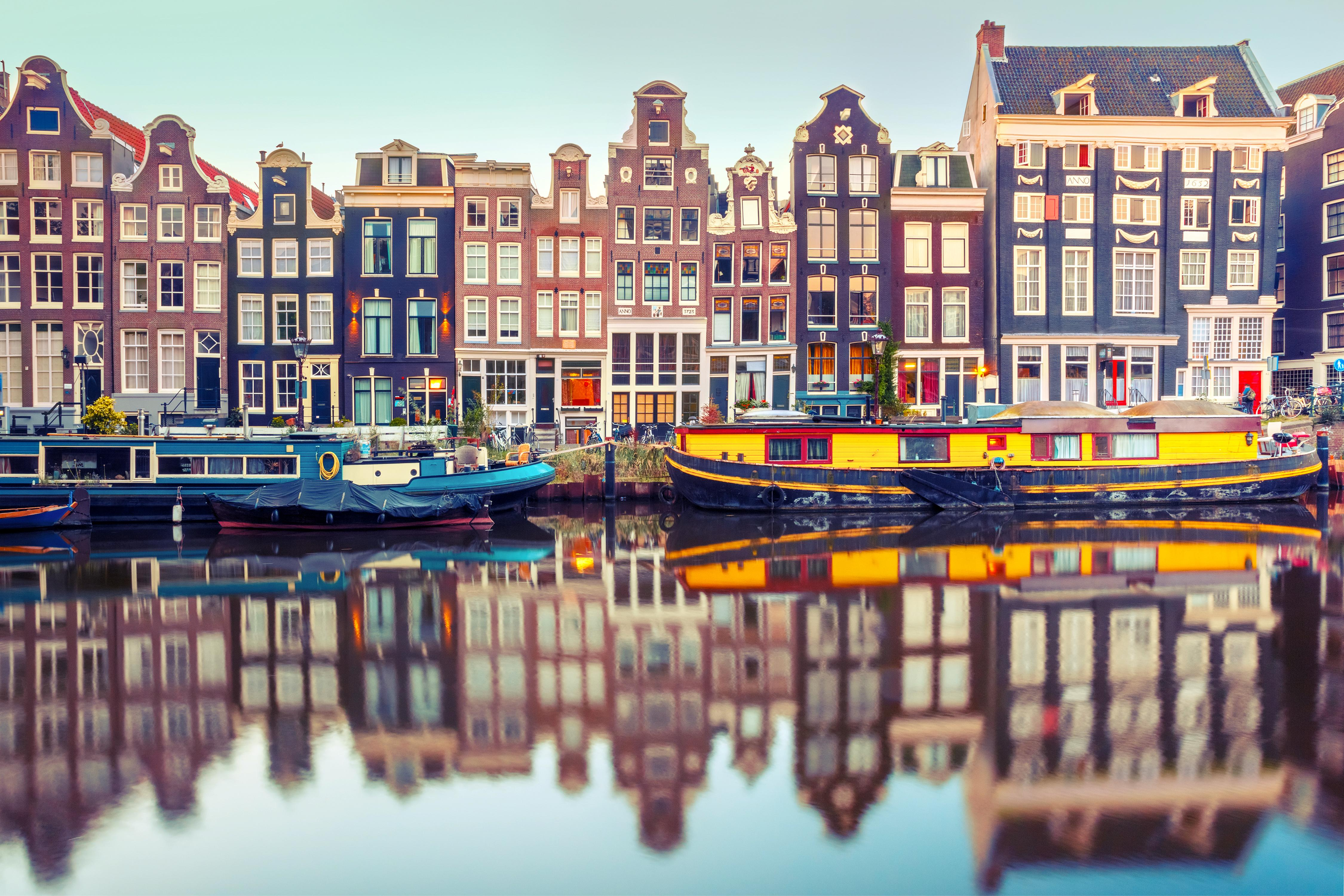 Lose yourself in Amsterdam