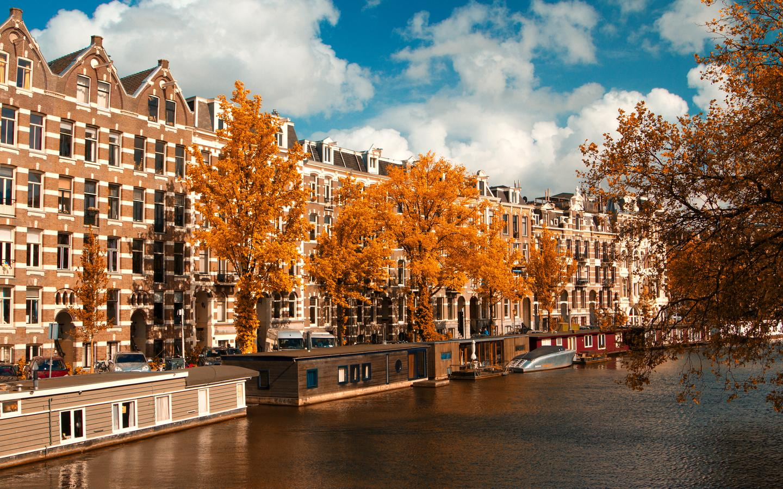 Ξενοδοχεία στην πόλη Άμστερνταμ
