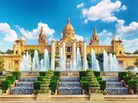 Barcelona hotellia