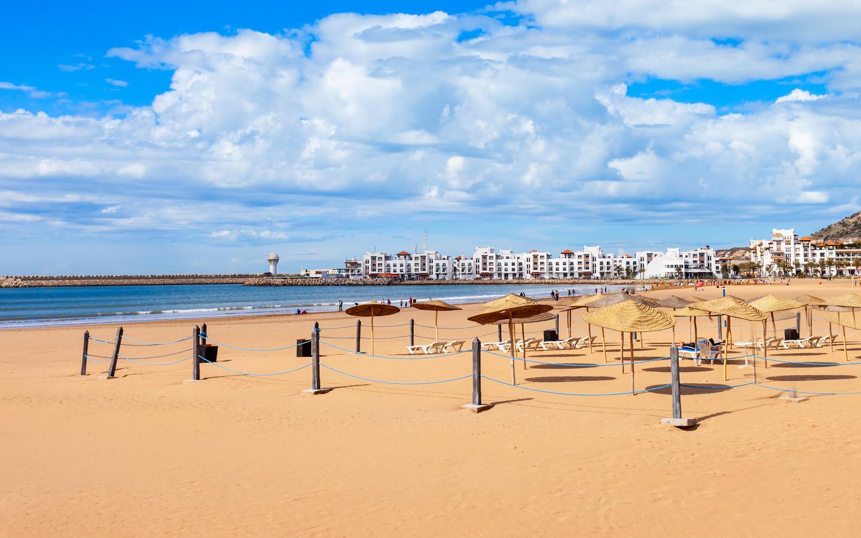 Agadir hoteles