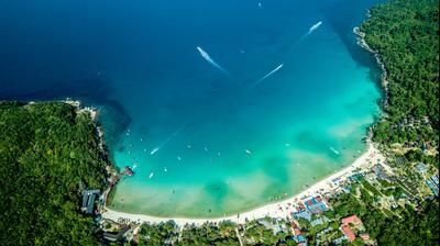 Pulau Perhentian Kecil hoteles
