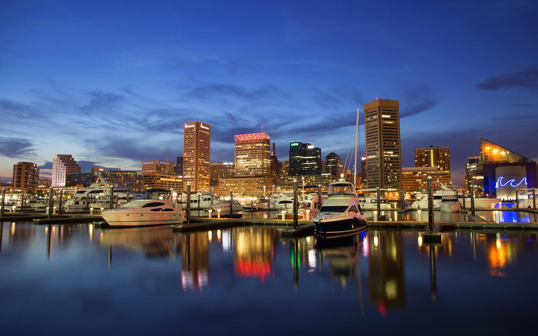 Baltimore hotels