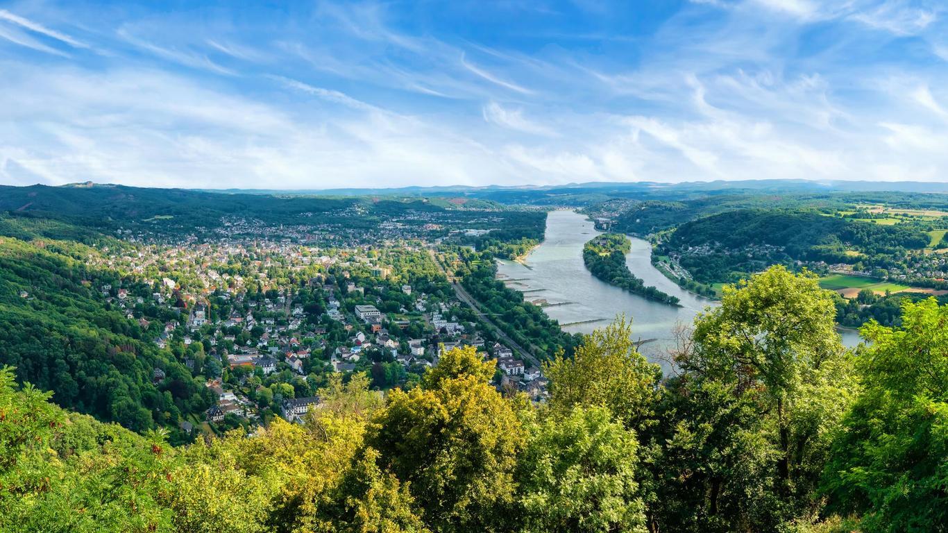 Bad Honnef am Rhein autoverhuur