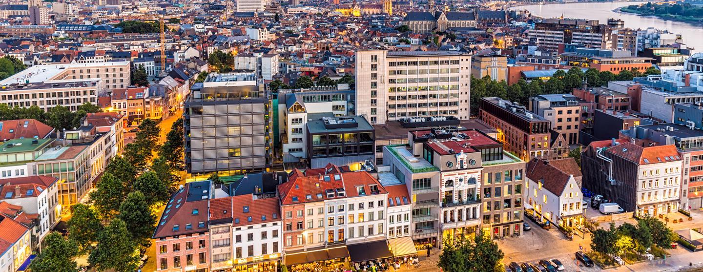 Antwerp design hotels