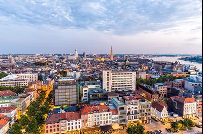 Antwerp hotels