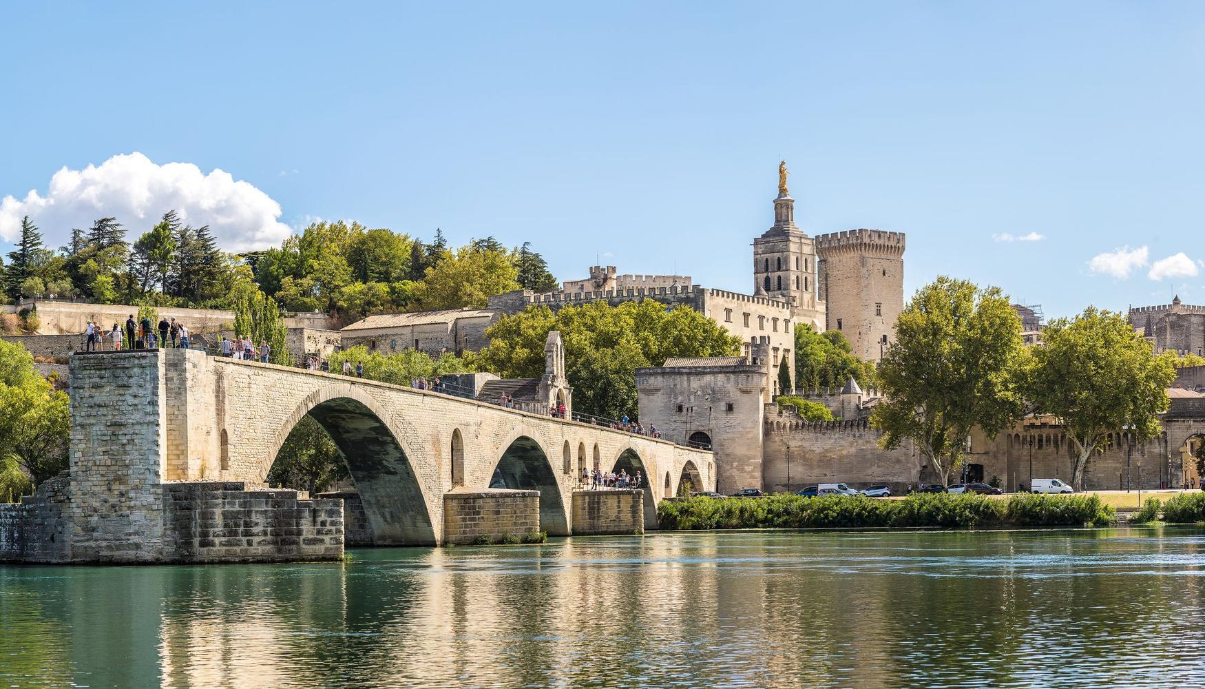 Billeje i Avignon Avignon-Caum Lufthavn
