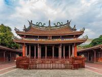 Tainan hotellia