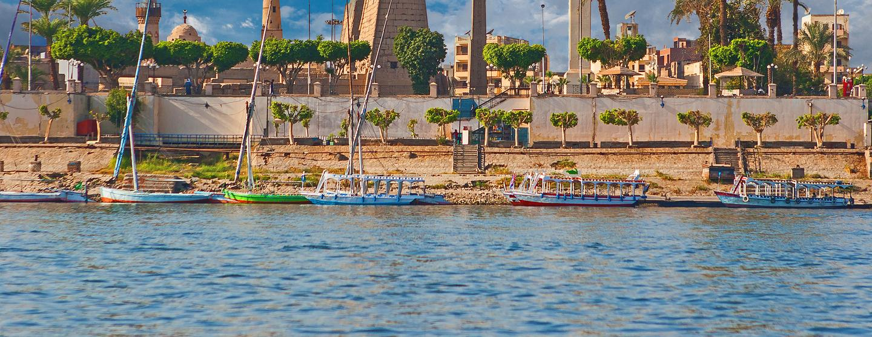 Luxor budget hotels