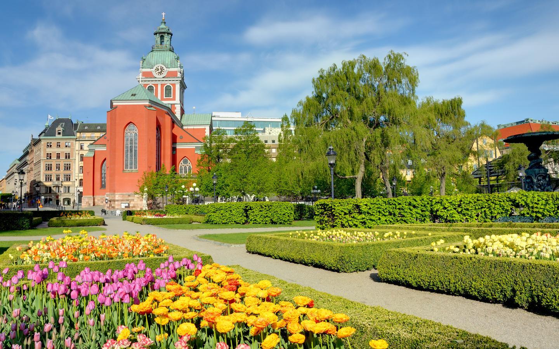 Hotele: Sztokholm