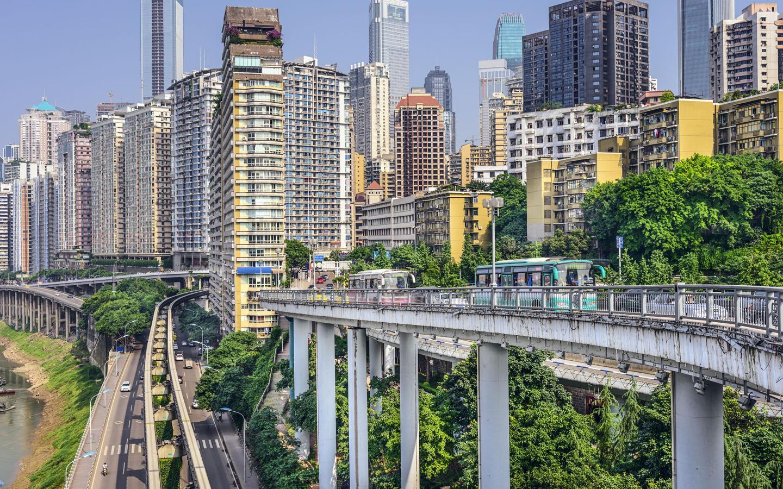 Chongqing hoteles