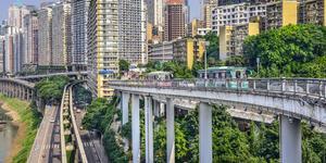 Location de voiture à Chongqing