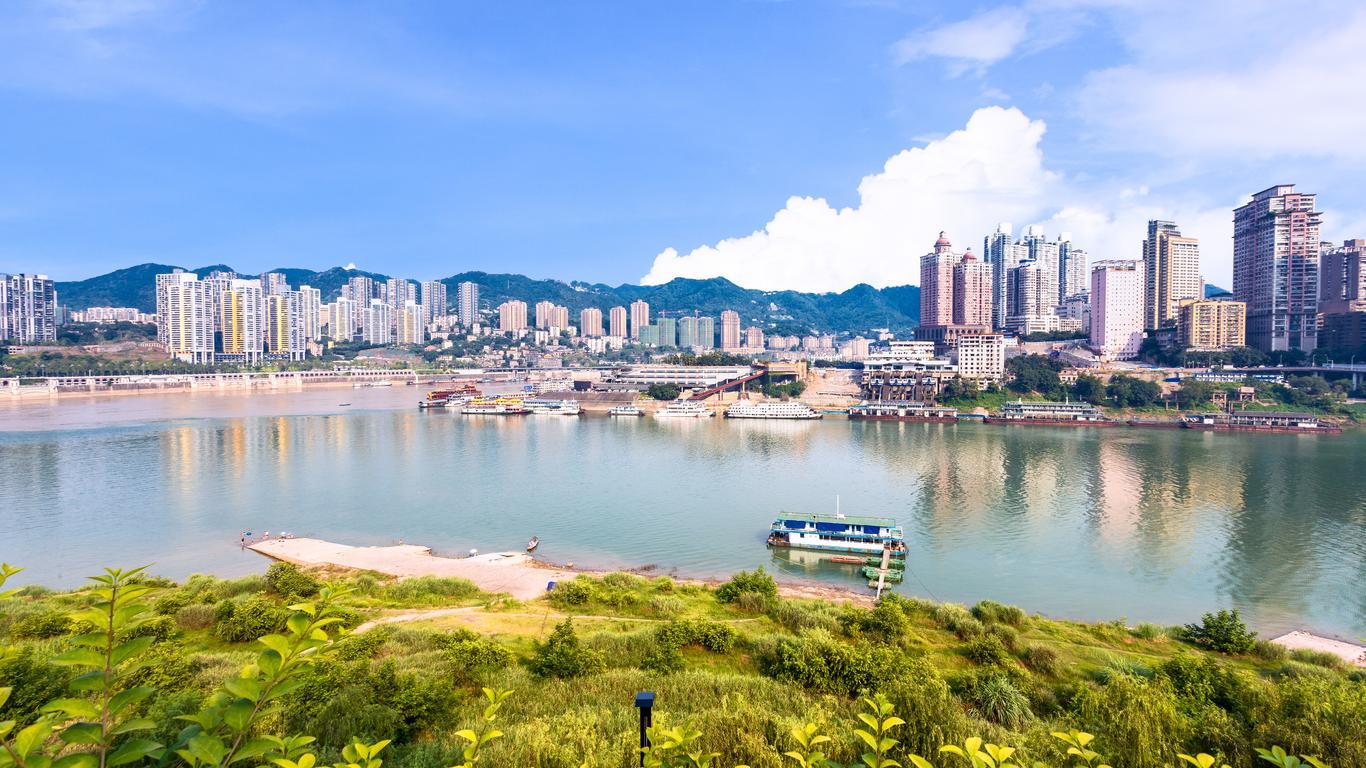 Aluguel de carro em Aeroporto de Chongqing