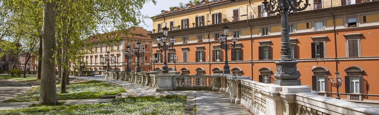 Ξενοδοχεία στην πόλη Μπολόνια