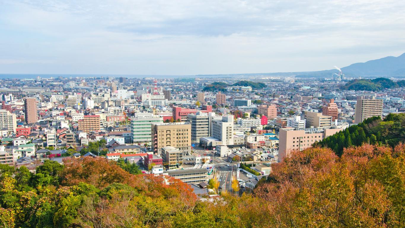 Renta de autos en Sakaiminato