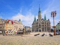 Khách sạn ở Liberec
