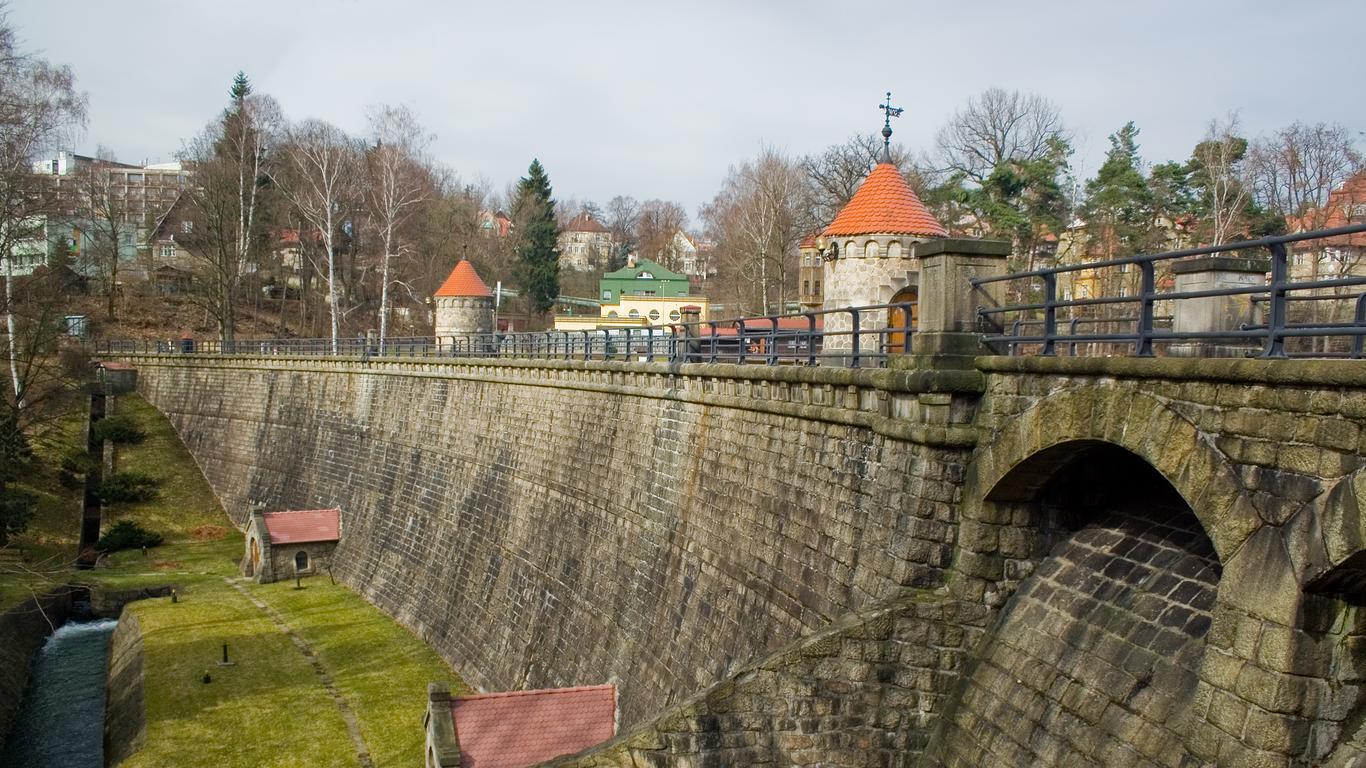 Alquiler de autos en Liberec